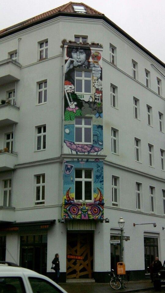 Pücklerstraße, Berlin