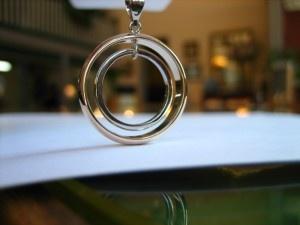 Touching Tribute pendant