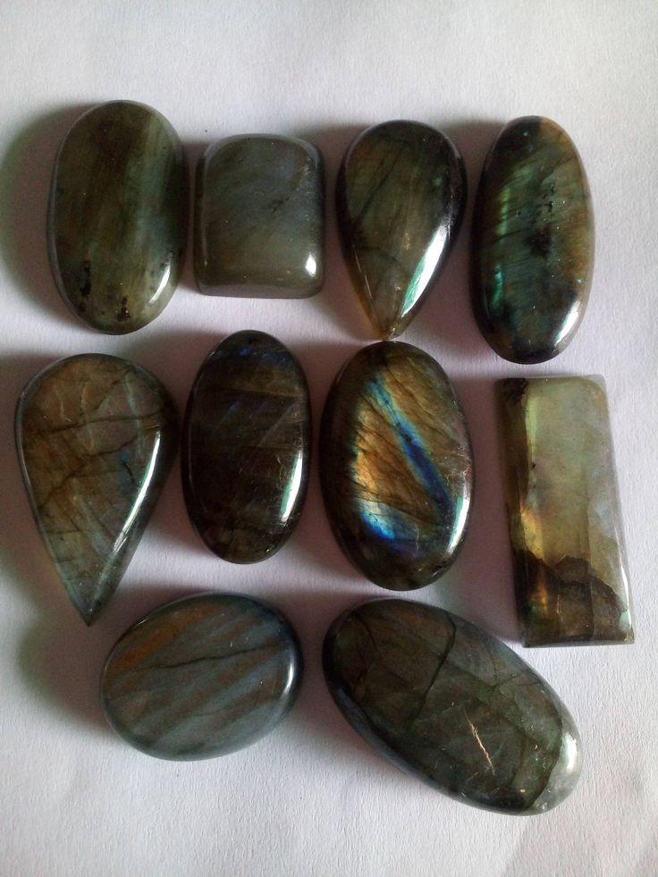 499 Cts of 10 Pieces Lot Natural Labradorite Loose Gemstones @ Cheapest Price Available by bilalGems8 on Etsy