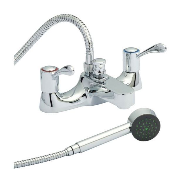 Ultra Solo Bath Shower Mixer Tap With Shower Kit   CG304. 17 mejores ideas sobre Bath Shower Mixer Taps en Pinterest