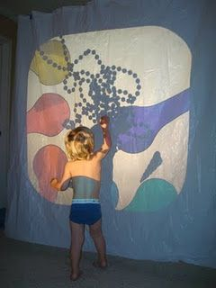 Projected PlayLights, At Home, Overhead Projectors, Mom Llc, Kids, Shower Curtains, Projectors Fun, Mommy Blog, Projects Plays