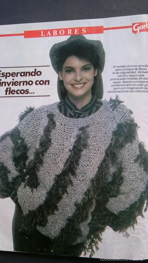 #linda #evangelista Collecting Magazine Garbo: GARBO-1984 GERALDINE CHAPLIN-ESTEFANIA-ISABEL-PREYSLER-BIBI ANDERSEN-INDIANA JONES-JULIO IGLESIAS - Photo 18-58342628
