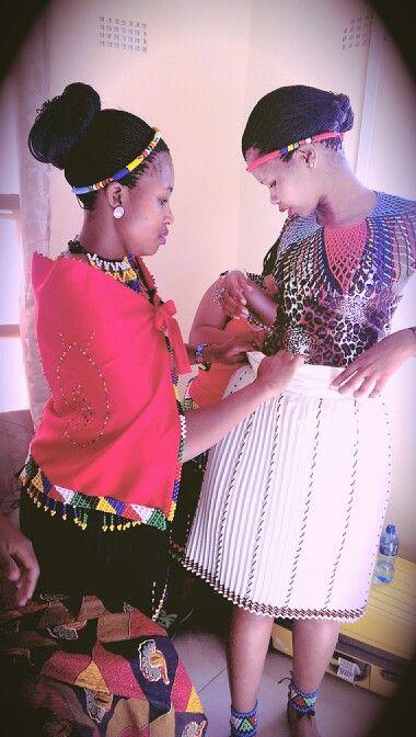 Umembeso #traditionalwedding #zuluwedding #zuluattire #zulugear #traditional