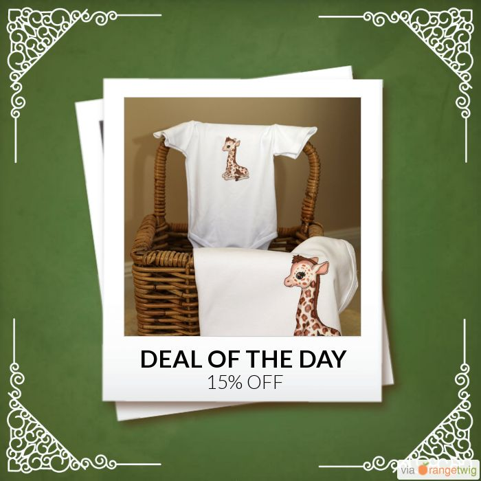 Today Only! 15% OFF this item.  Follow us on Pinterest to be the first to see our exciting Daily Deals. Today's Product: Sale -  Baby Onesie and Blanket Gift Set (1 Onesie, 1 Blanket) Buy now: https://small.bz/AAgidLm #etsy #etsyseller #etsyshop #etsylove #etsyfinds #etsygifts #musthave #loveit #instacool #shop #shopping #onlineshopping #instashop #instagood #instafollow #photooftheday #picoftheday #love #OTstores #smallbiz #sale #dailydeal #dealoftheday #todayonly #instadaily #instasale…