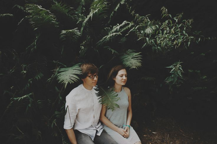 Love in ferns. #pikselove #couple #relationship #goals #engagement #photoshoot