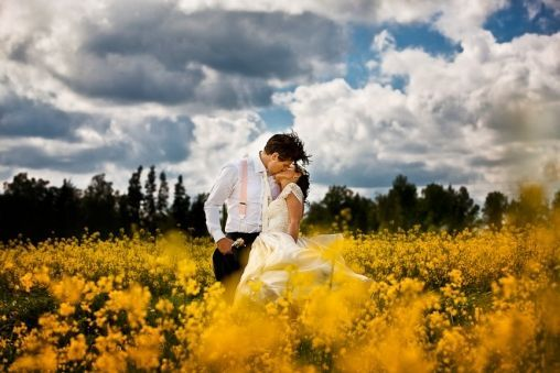 Award winning wedding photography. 1st Place - Portrait of Bride AND Groom Alone - AG|WPJA Q2 2010 pinned by @wellyphoto