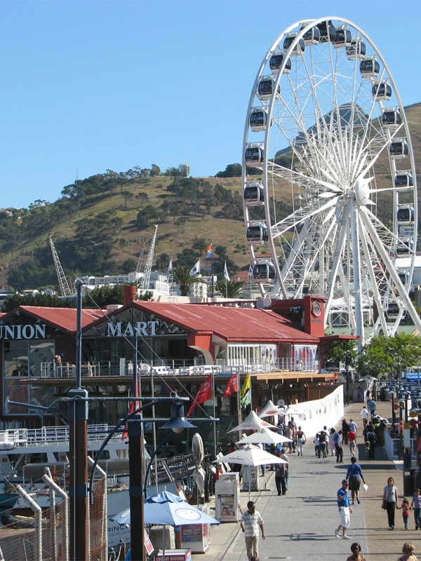 Victoria Alfred Waterfront - Situated at the foot of Table Mountain, within a stone's throw from the Cape Town Stadium and in the heart of Cape Town's working harbour, the V Waterfront offers the visitor an abundance of unforgettable experiences.