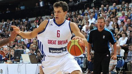 GB's basketballers live on '£15 a day'