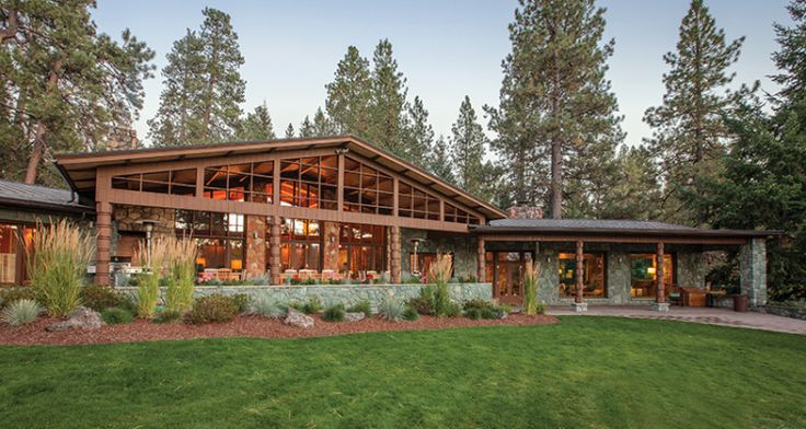 house on metolius favorite places spaces pinterest