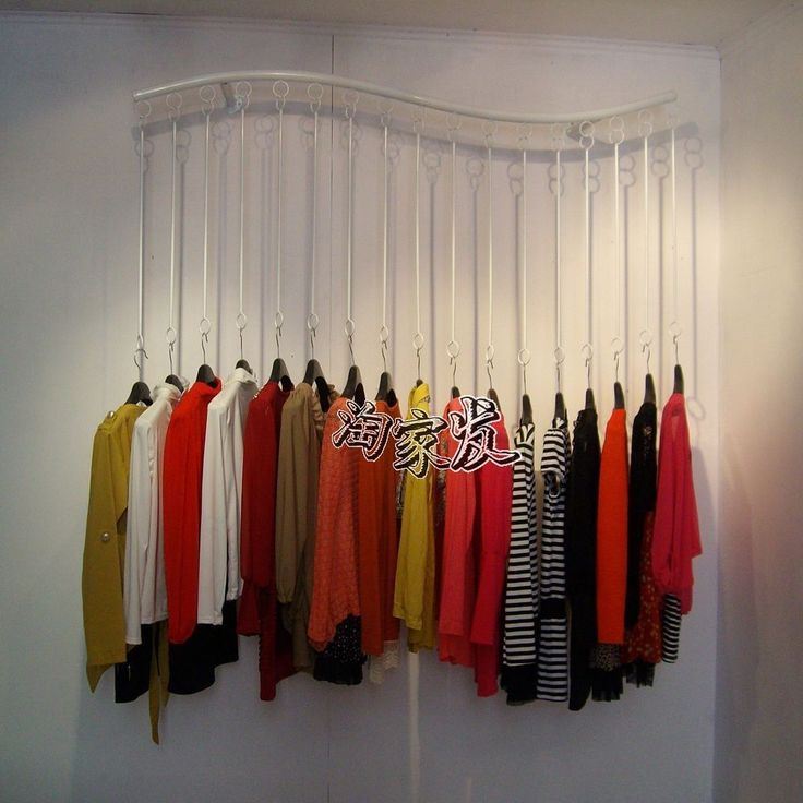 Wall Hanger For Clothes 39 best modern industrial displays and windows images on pinterest
