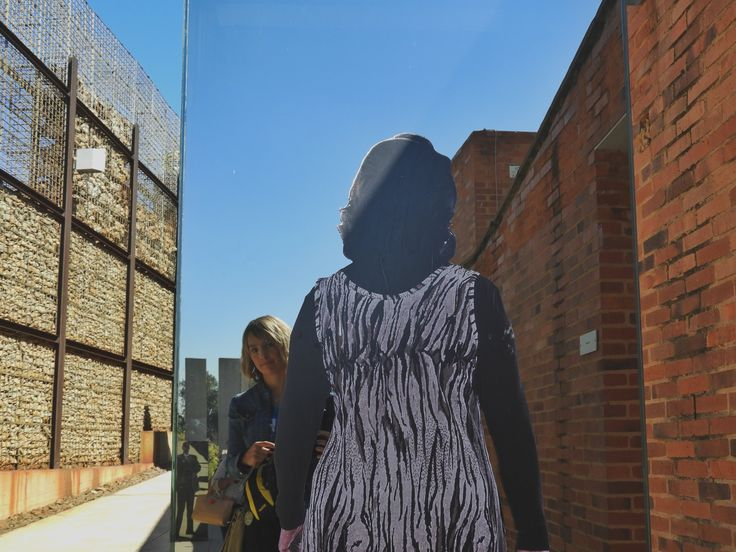 Looking Back – Apartheid Museum, Johannesburg