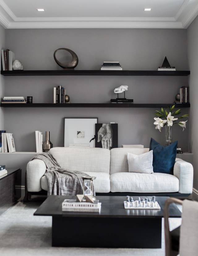 10 Small Space Design Rules You Should Definitely Break Living