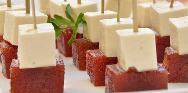 goiabada com queijo casamentos - Pesquisa Google