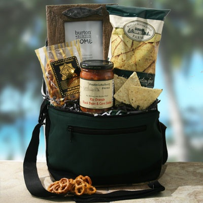 Catch of the Day  Fishing Gift Basket