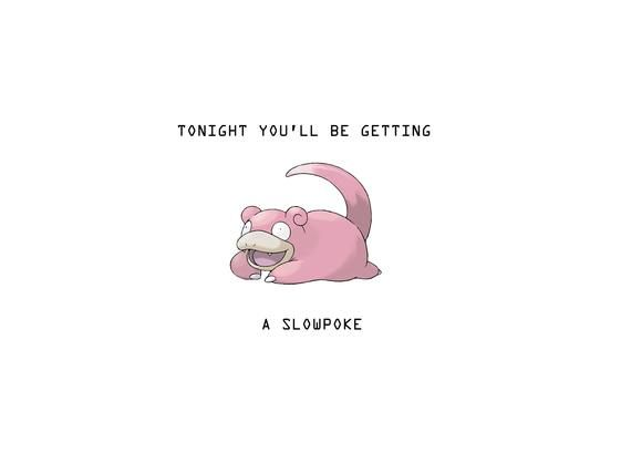 Spoink Pokemon Valentines Day Card