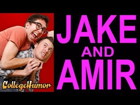 images about Jake  amp  Amir on Pinterest   Hoodie allen  Magic     Jake and Amir  Locked Out