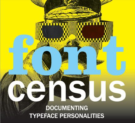 Researching the psychology of fonts. Font Census: documenting typeface personalities http://www.typetasting.com/fontcensus.html
