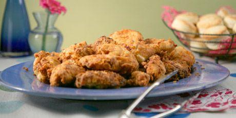Anna Olson's Buttermilk Fried Chicken