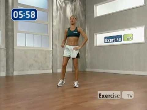 This is my favorite standing abs work out. I use to do it all the time on my TV. Glad I found it on YouTube too!