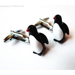 Penguins Cufflinks