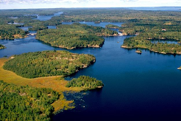Voyageurs National Park – International Falls | Best Campgrounds in Minnesota | Top 10 Camping Spots For Minnesota by Survival Life at http://survivallife.com/best-campgrounds-in-minnesota/