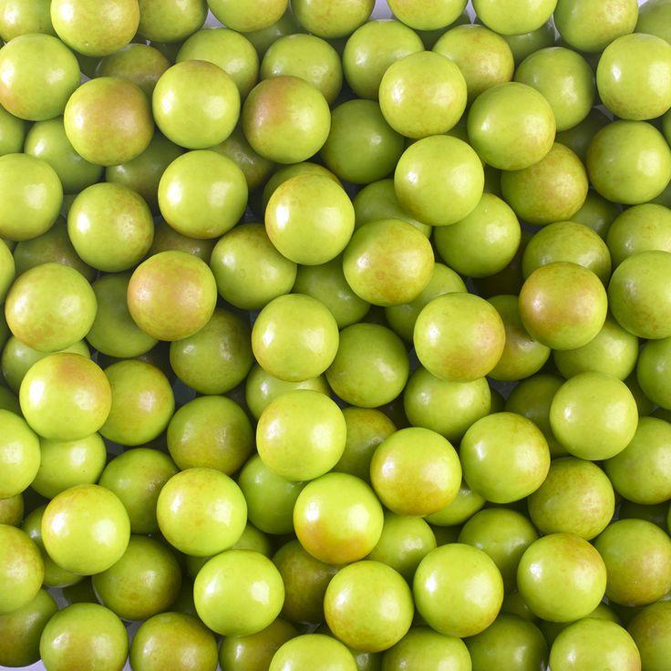 """Жевательная резинка 22 мм """"Румяное яблоко"""" Zed Candy #apple #gumball"""