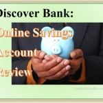 Discover Bank Online Savings Account Review. Discover has a high yield interest rate of 0.90% which is one of the best savings rates on the market...