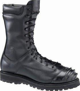 """Matterhorn Men's 10"""" Waterproof Internal Metguard Mine Boot - #matterhorn #americanmade"""