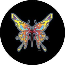 Butterfly Spare Tire Cover for Jeep RV Camper VW Trailer etcall sizes available -- Learn more by visiting the image link. (It is an affiliate link and I receive commission through sales)