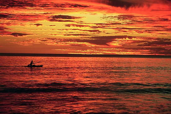 Cable Beach #sunset #broome #westernaustralia