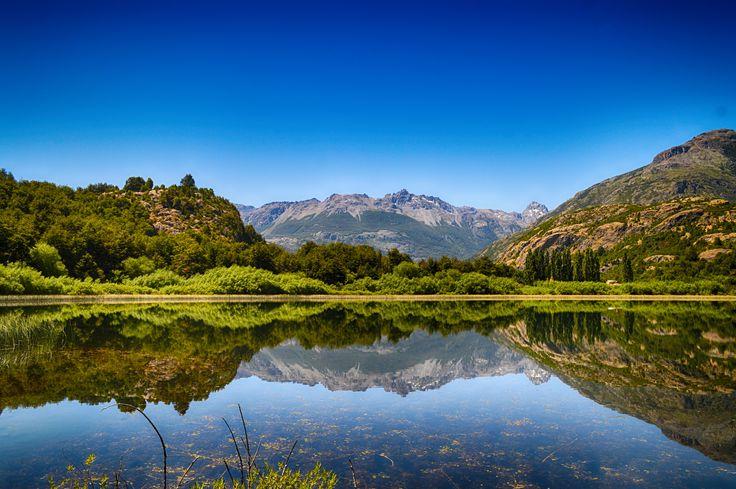 Lago Futalaufken. Esquel. Chubut. Argentina