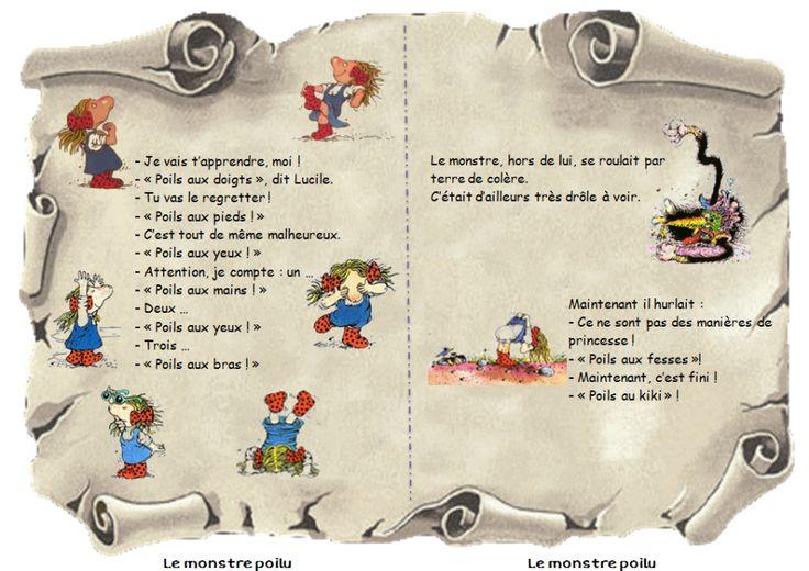 tapuscrit-le-monstre-poilu-texte-6-henriette-bichonnier-pef-cycle-2