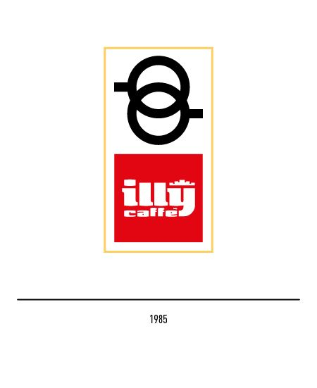Marchio Illy - 1985