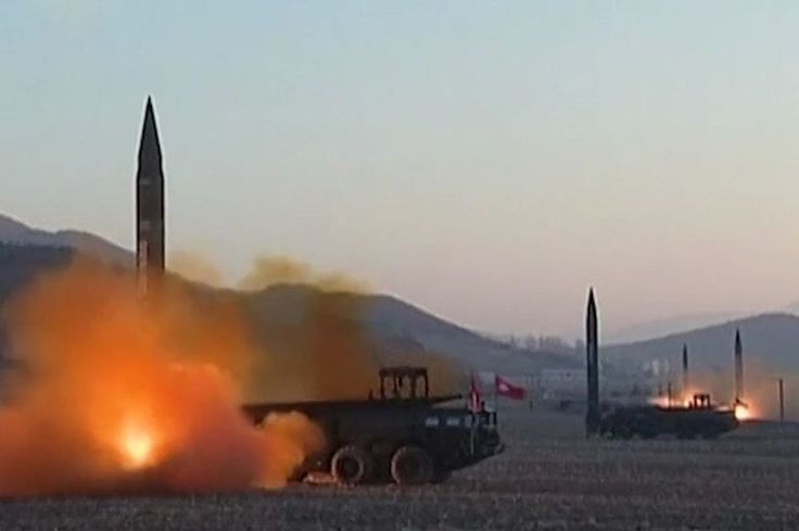 Latest Launch Indicates North Korea has Missiles Powerful Enough to 'launch Strike at America'