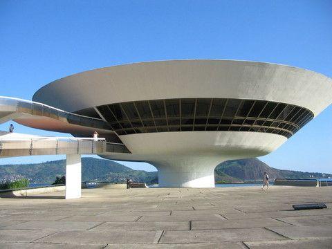 Музей современного искусства в Нитерое