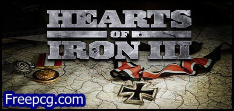 Hearts of Iron III Free Download PC Game