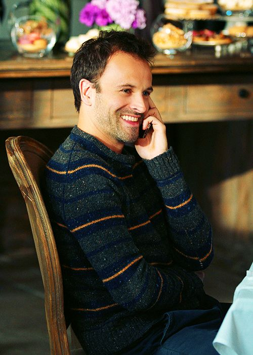 "Jonny Lee Miller as Sherlock Holmes in CBS's ""Elementary"". One of my fav shows❤"