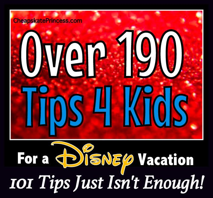 Taking kids to Disney World? Then this is a MUST read for planning and tips.