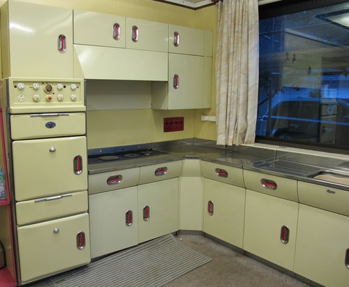 93 best images about 1950s homes on pinterest for 1950 kitchen cabinets for sale