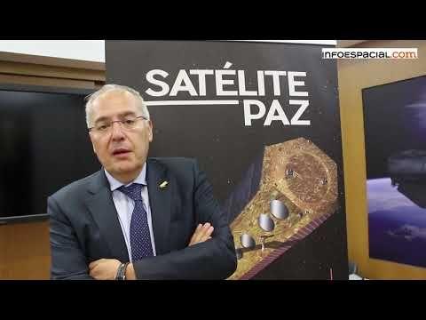 España se prepara para poner en órbita el satélite de defensa Paz para tareas de vigilancia - latele negocios