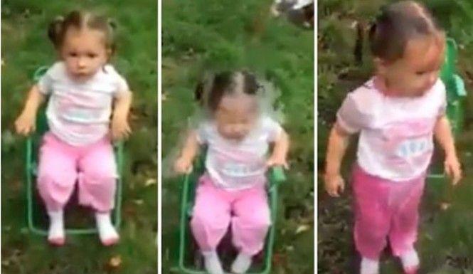 Ice Bucket Challenge: 2-Year-Old Scottish Girl Has ...