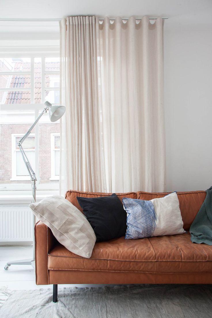 Sleeper Sofas Home Tour Cool Calm and Collected Bachelor Pad