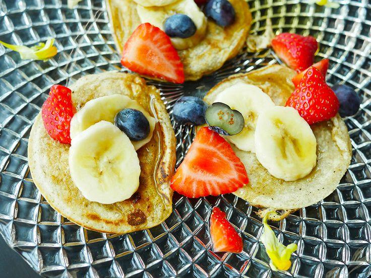 best banana pancakes – cargo coffee #lovedahelsinki #helsinki #cafe #breakfast