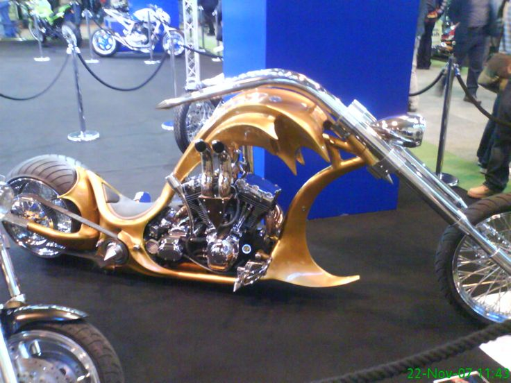 chopper motorcycles   History of Custom Choppers   Motorcycle News