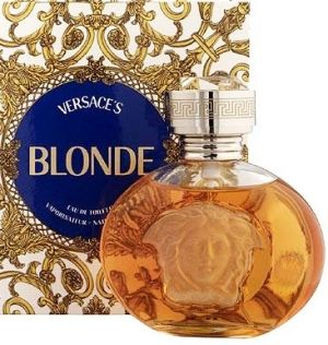Blonde by Versace is an animalic, white Floral fragrance with gardenia, pitsoporum, violet, neroli and bergamot in the top. Tuberose, narcissus, ylang-ylang and carnation in the middle. Benzoin, musk and civet in the base - Fragrantica