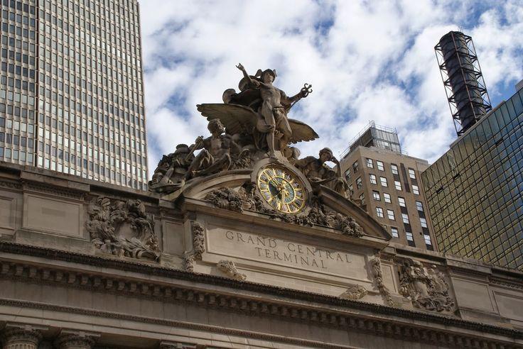 Norske reiseblogger: Reisetips New York - På oppdagelsestur i Grand Central Terminal