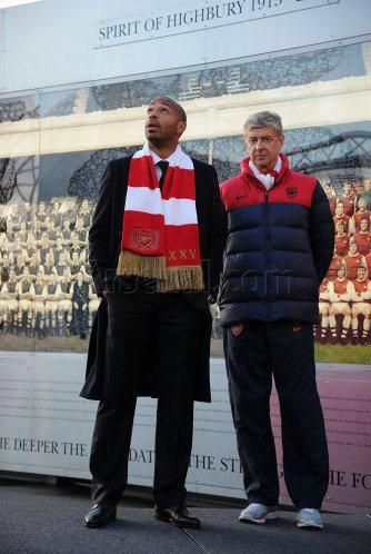 Henry and Wenger..