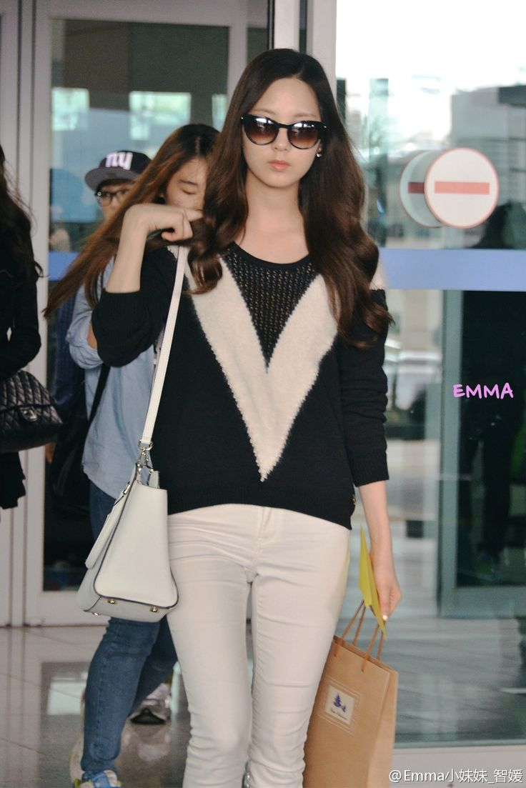 SNSD-Seohyun-airport-fashion-October | It´s GIRLS ...