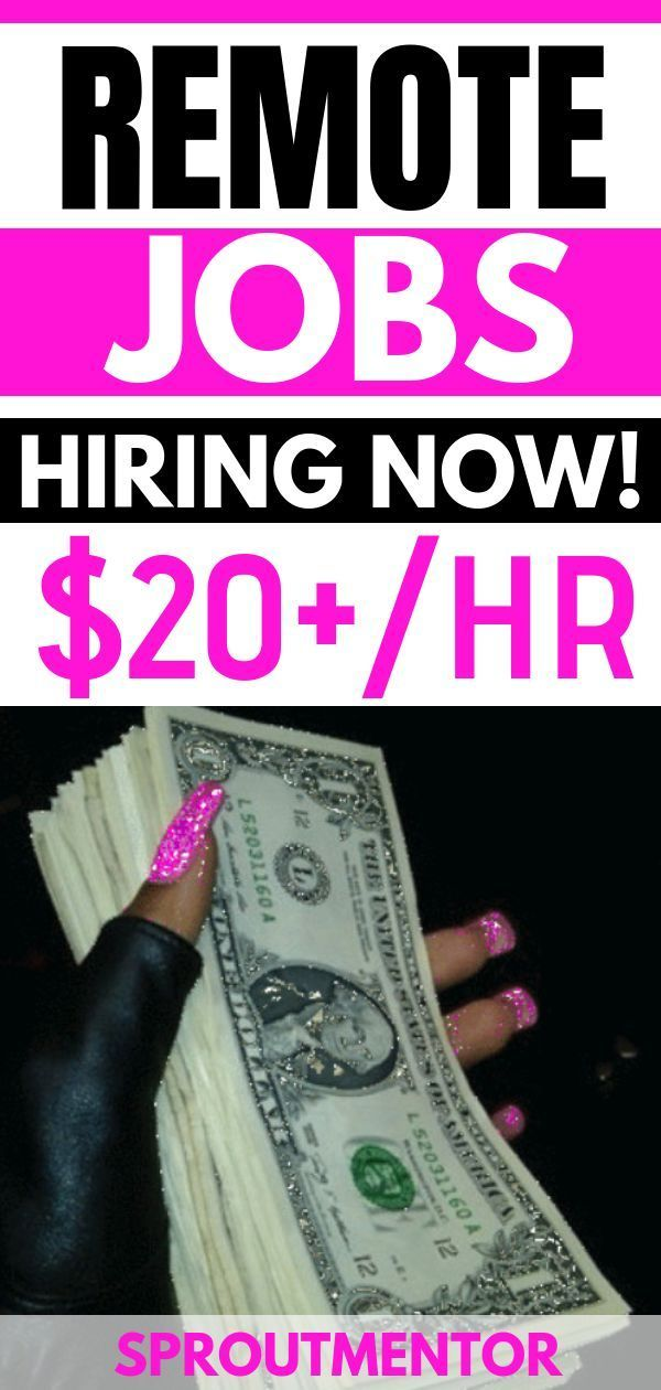 Remote jobs and work from home jobs HIRING NOW! This page is updated daily with recent work from home companies jobs that are hiring. Visit this page and find your perfect job today! #workfromhome #workfromhomejobs #workfromhomejobshiringnow #workathomecompanies #workathomecareers #homejobs #remotejobs #remotework #makemoneyonline #homebusiness #onlinebusiness #money #sidehustleideas