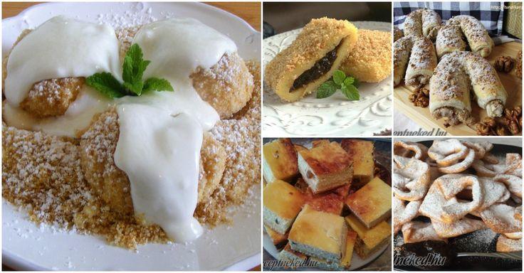 Jöhet egy kis nosztalgia? 10 ikonikus étel, ami meghatározta a gyermekkorunkat.